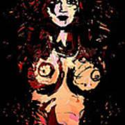 Temptress Art Print