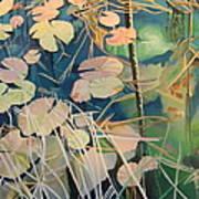 Tennessee Swamp Art Print