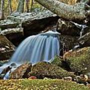 Tennessee Waterfall 5962 Art Print