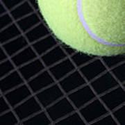 Tennis Anyone Art Print by John Van Decker