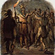 Tenskwatawa (c1768-1834) Art Print