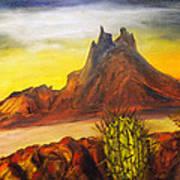Tetakawi San Carlos Sonora Mexico Art Print