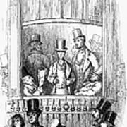Thackeray: Newcomes, 1855 Art Print
