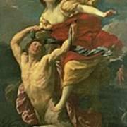 The Abduction Of Deianeira Art Print