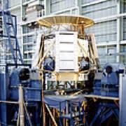 The Apollo Telescope Mount Undergoing Art Print by Stocktrek Images