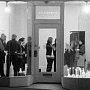 The Art Exhibition Art Print
