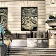 The Art Institute Of Chicago - 1 Art Print