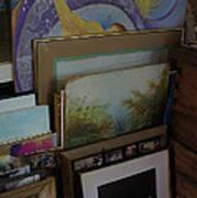 The Artists Studio Art Print