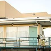 The Balcony Of The Lorraine Motel Where Art Print