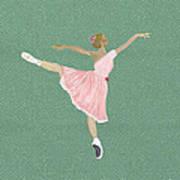 The Ballerina II Art Print