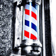 The Barber Pole Art Print