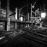 The Barn IIi Art Print