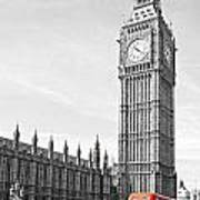 The Big Ben - London Art Print