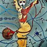 The Birth Of Man Art Print