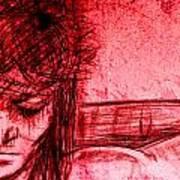 The Blood Of Christ Art Print