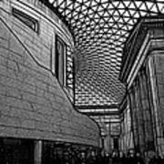 The British Museum I Art Print