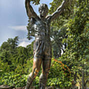 The Bronze Stallion II - Rocky Balboa - Philadelphia - Pennsylvania - Rocky Steps Art Print
