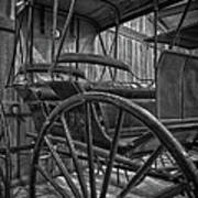 The Buggy Barn Art Print