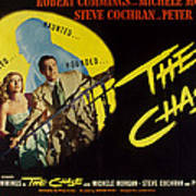 The Chase, Michele Morgan, Peter Lorre Art Print by Everett