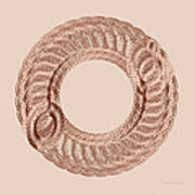 The Circle I Art Print