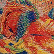 The City Rises Art Print