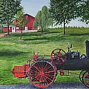 The Clemens Farm Art Print