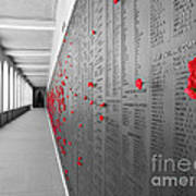 The Color Of Remembrance Art Print