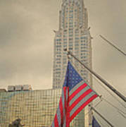 The Colors Flying In New York Art Print