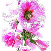 10989 The Colour Of Summer Art Print