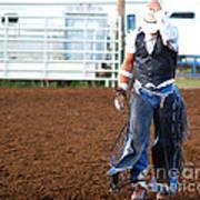 The Cowboy Art Print