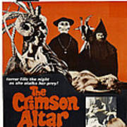 The Crimson Cult, U.s Title Aka The Print by Everett