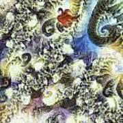 The Dream Swan Art Print by Odon Czintos