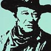 The Duke In Color Art Print