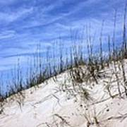 The Dune's Of Atlantic Beach Nc Art Print