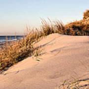 The Dunes Of Jones Beach Art Print by JC Findley