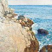 The East Headland Art Print by Childe Hassam