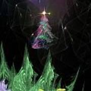 The Egregious Christmas Tree 2 Art Print