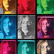 The Essence Of Light- John Lennon Art Print
