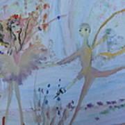 The Fairy Tale Ballet Art Print