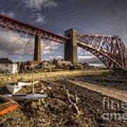 The Forth Rail Bridge Art Print