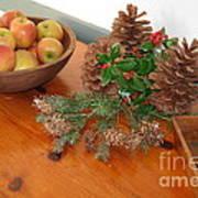 The Fragrance Of Christmas  Art Print