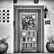 The Front Door Art Print
