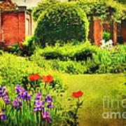 The Gardens Art Print
