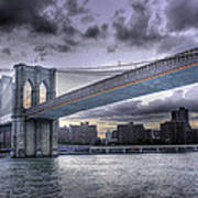 The Great Bridge Art Print
