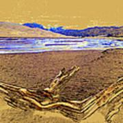 The Great Sand Dunes Art Print