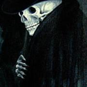 The Grim Reaper Art Print