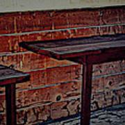 The Group W Bench Art Print