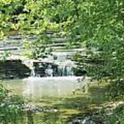 The Harpeth Brentwood Tennessee Art Print
