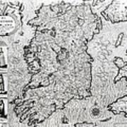 The Kingdom Of Ireland Art Print