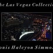 The Las Vegas Collection Art Print